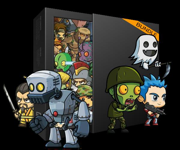 Character Mega Bundle