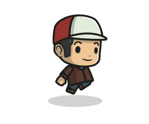 Hat Boy Adventure Character