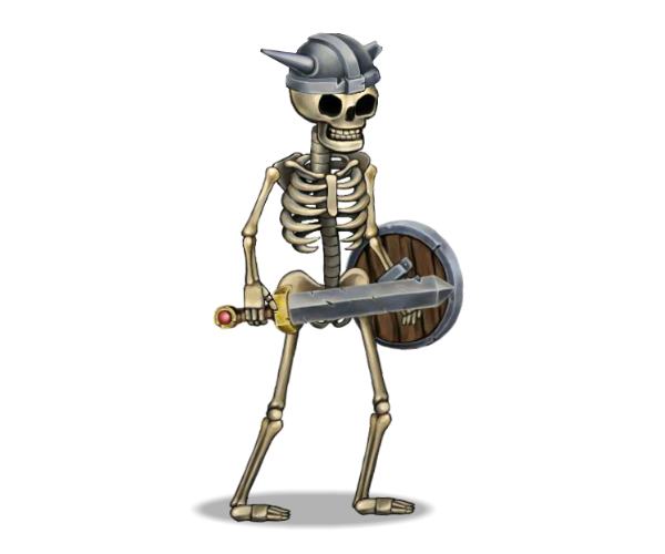 skeleton Royalty Free Game Art Character