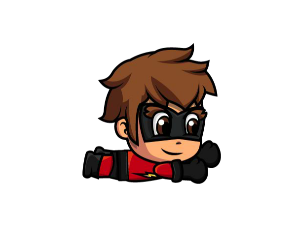 super boy royalty free game art