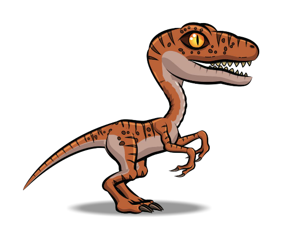 Raptor Royalty Free Game Art