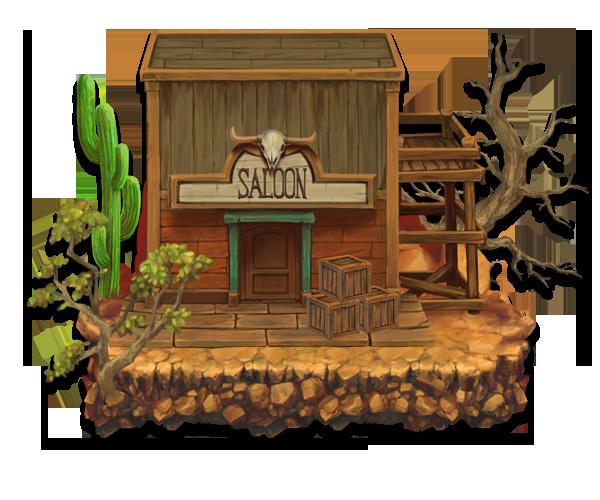western tileset