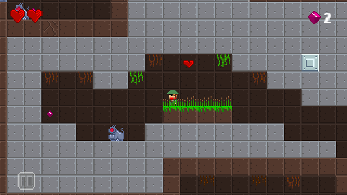 Platformer Pixel Package Royalty Free Game Art