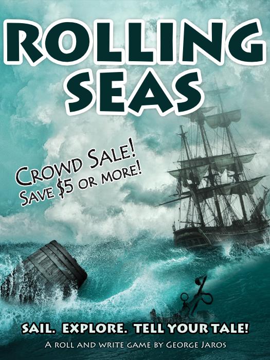 Rolling Seas Crowd Sale