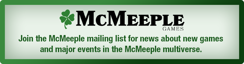 McMeeple Games Mailing List