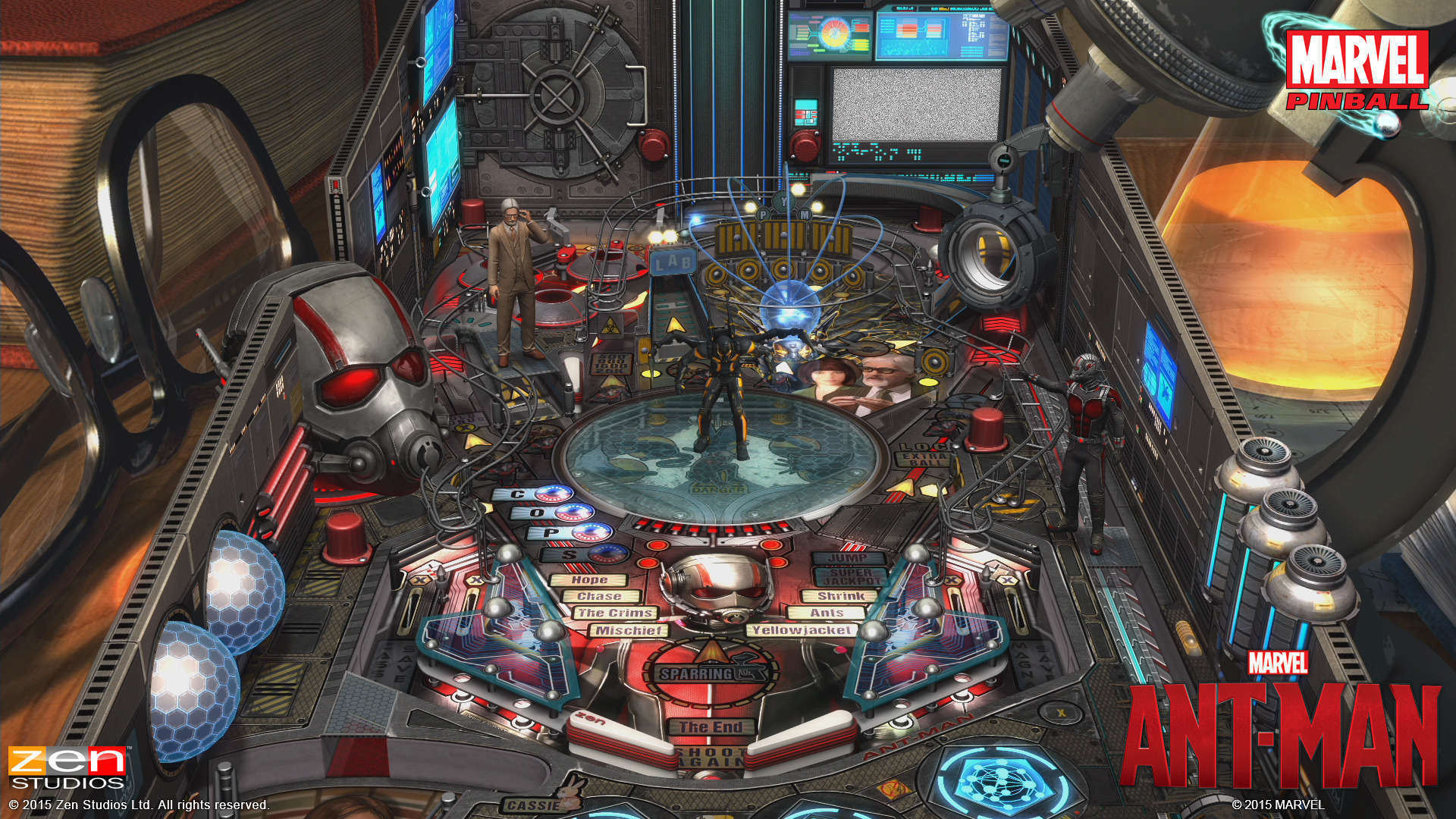 Used Marvel Pinball: Epic Collection Vol  1 - Swappa