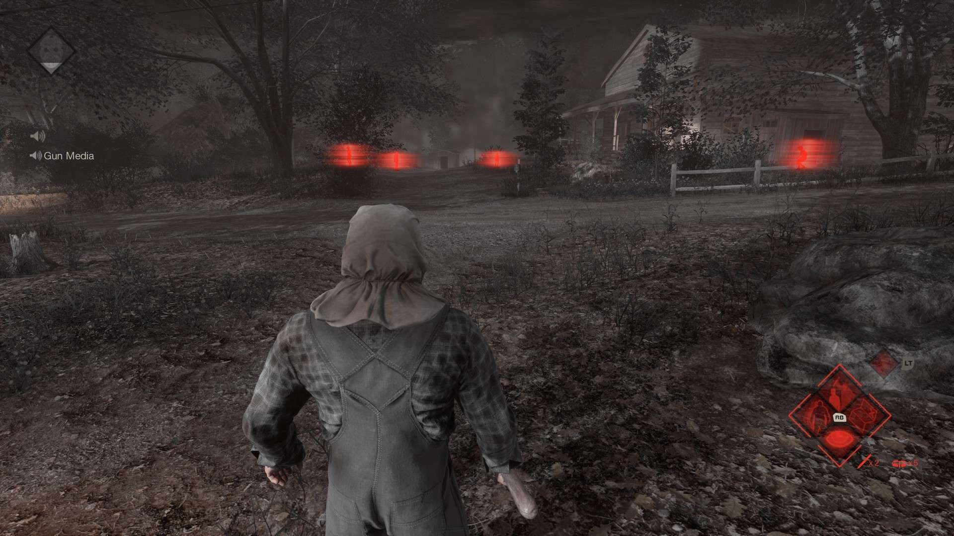 Image result for jason hunting someone friday the 13th