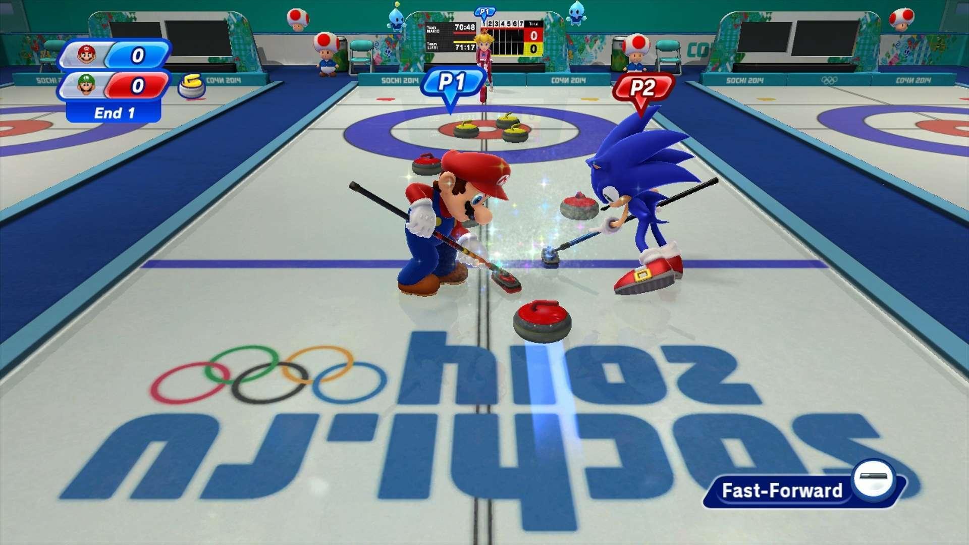 mario sonic olympic winter games sochi swappa