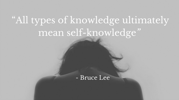 bruce lee quote all types of knowledge