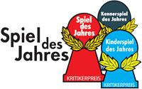 Spiel des Jahres (Game of the Year) Recommended
