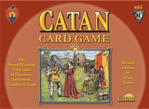 Catan Card Game