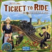 Ticket to Ride: Nederland