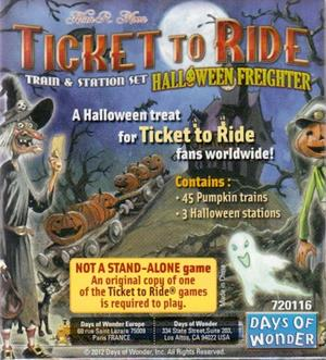 Halloween Freighter