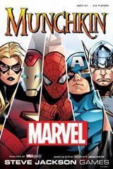 Muchkin Marvel