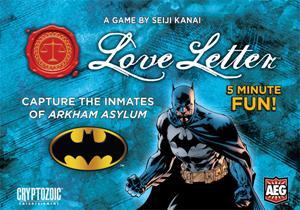 Love Letter: Batman Edition