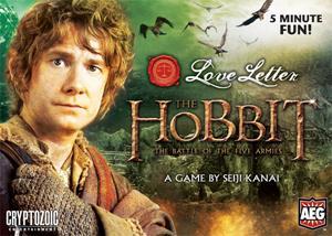 Love Letter: Hobbit Edition