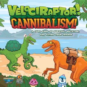 Velociraptor Cannibalism