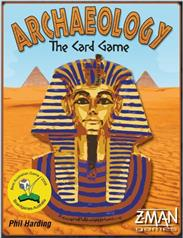 Archaeology: The Card Game