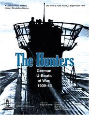 The Hunters: German U-Boats at War