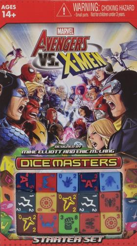 Marvel Dice Masters: Avengers vs. X-Men
