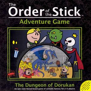 The Order of the Stick Adventure Game: Dungeon of Dorukan