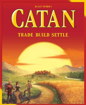 Catan 5th Edition by Mayfair