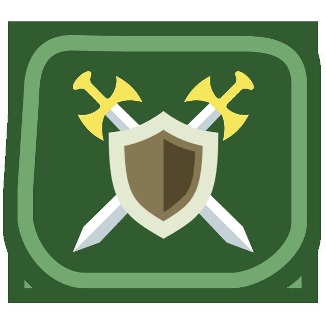 European 2 Fanatico Badge