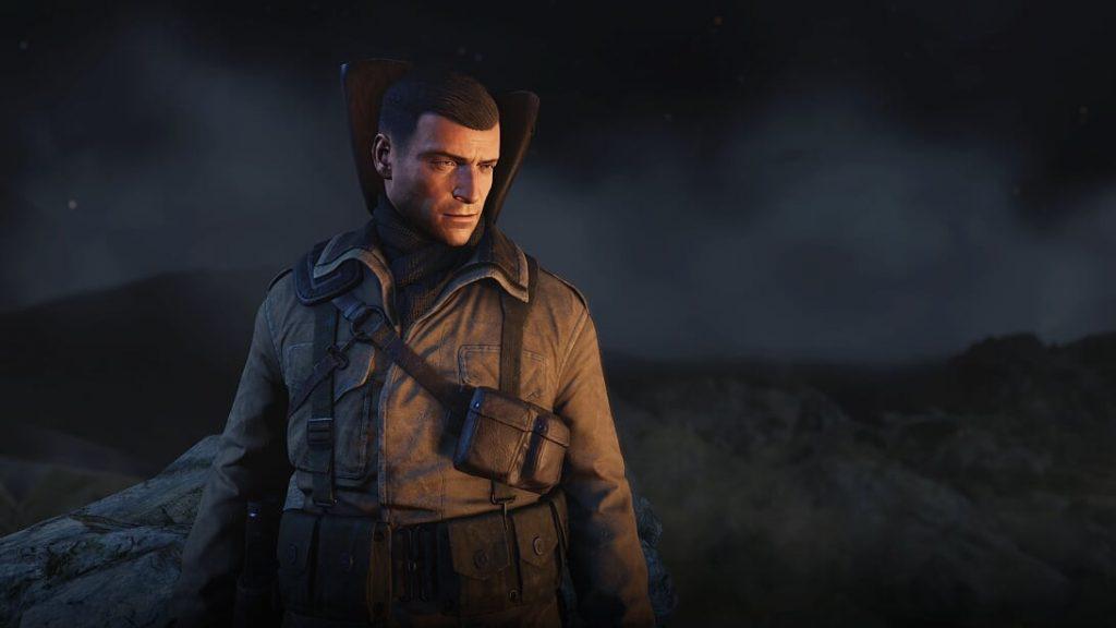 Sniper Elite 4   Gammicks