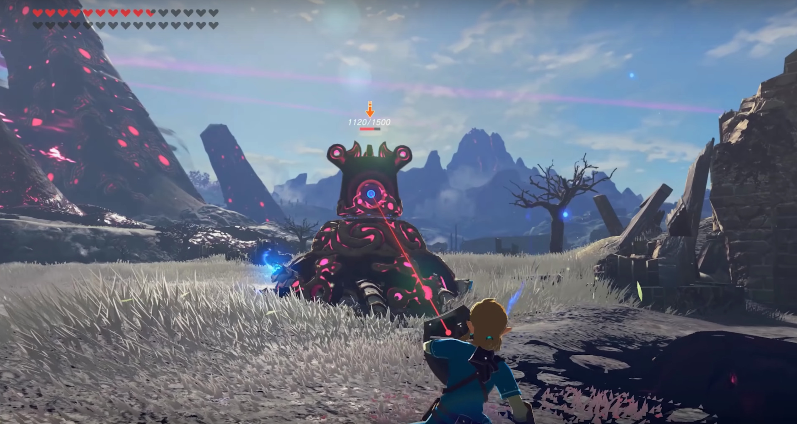 The Legend of Zelda: Breath of the Wild Review | Gammicks