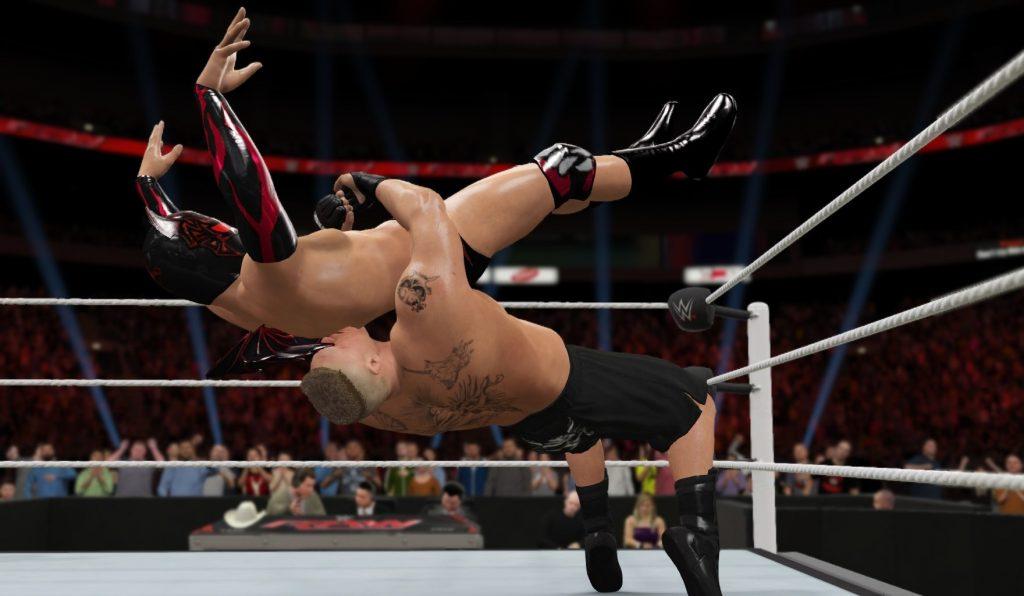 WWE 2K16 Review | Gammicks