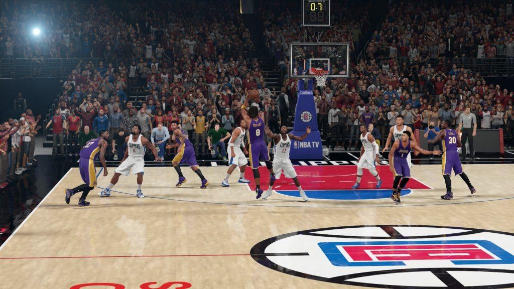NBA 2K16 | Gammicks