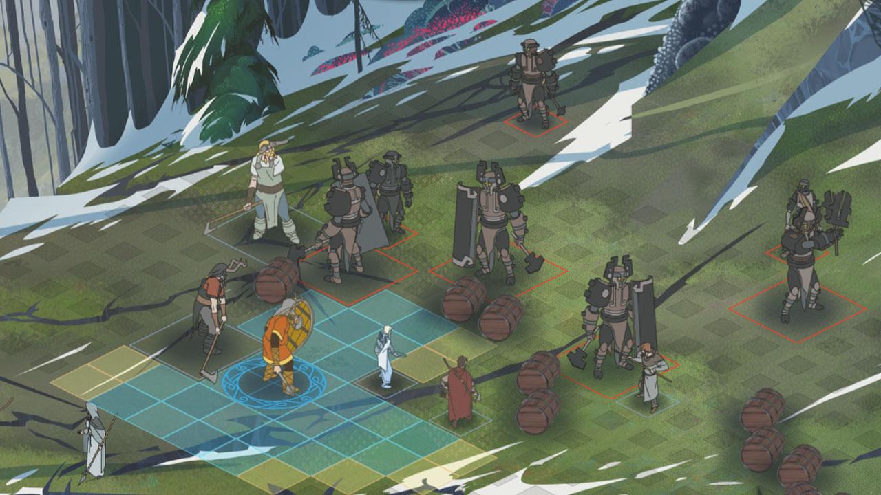 The Banner Saga 2 Review | Gammicks