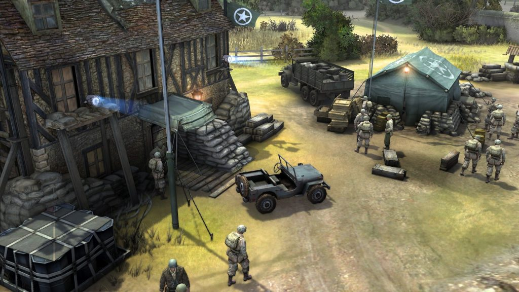 Company of Heroes Review | Gammicks