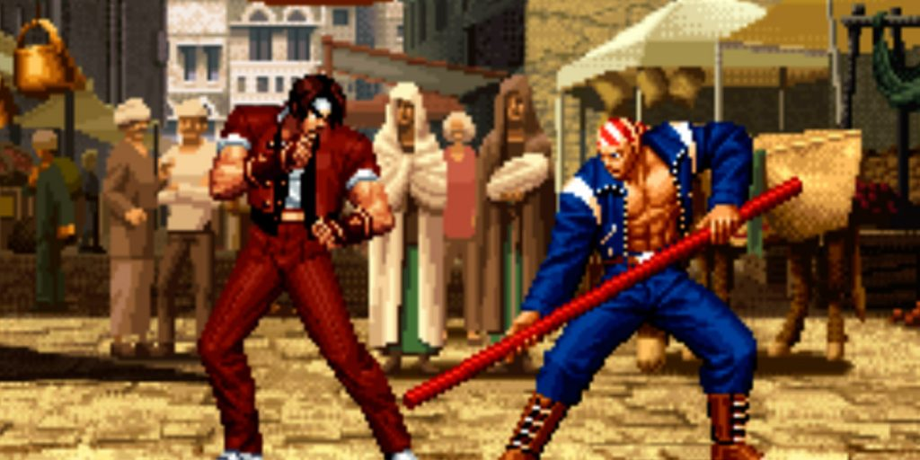 The King of Fighters '98 Ultimate Edition Fina
