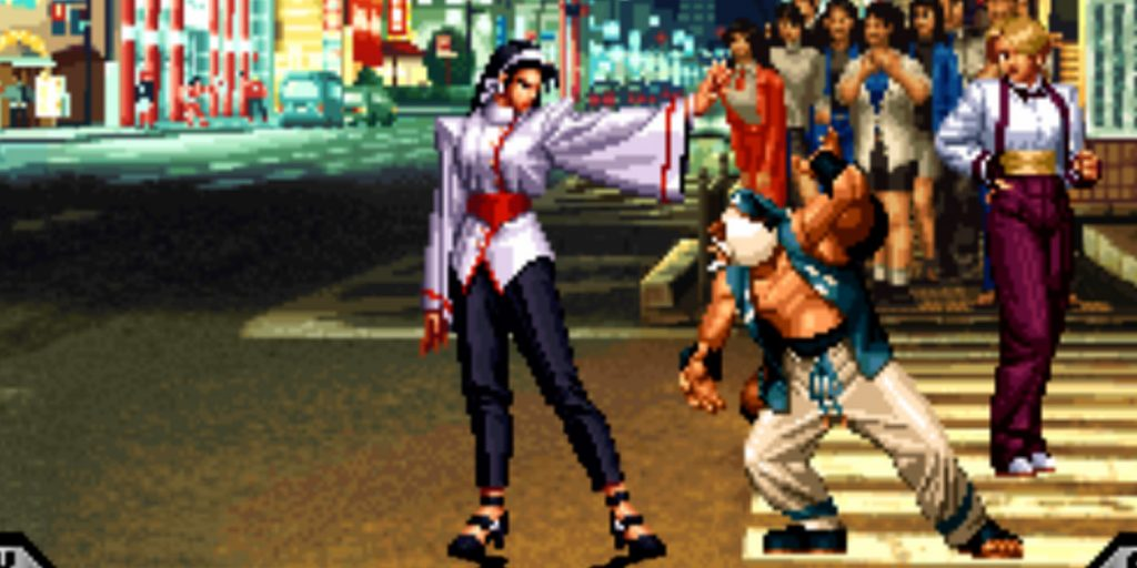 The King of Fighters '98 Ultimate Match Final Edition Review | Gammicks