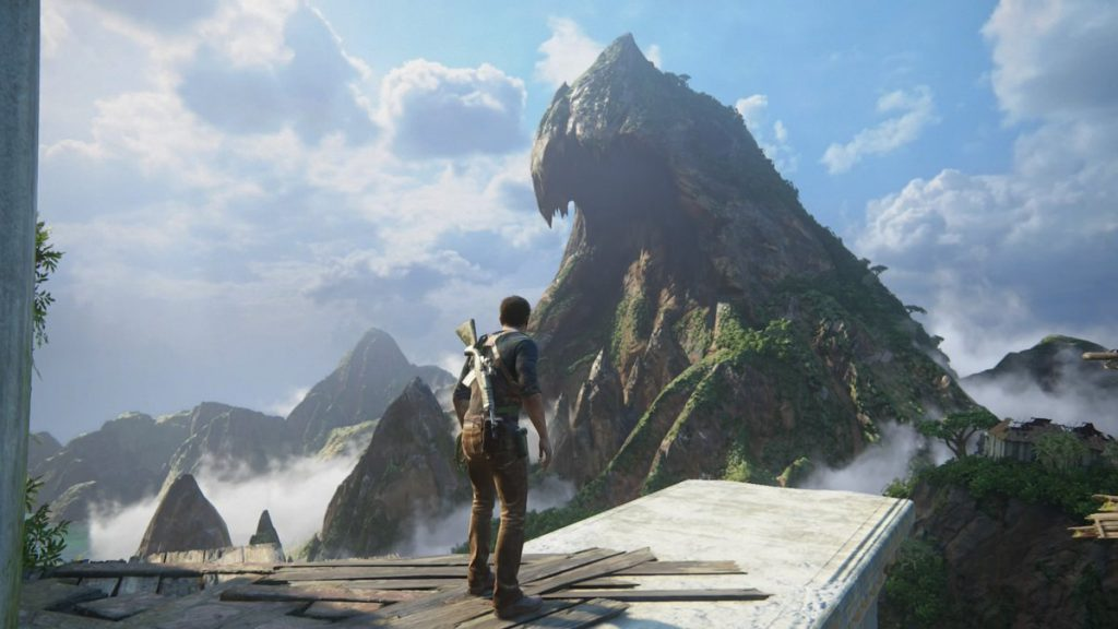 Uncharted 4: A Thief's End Review | Gammicks