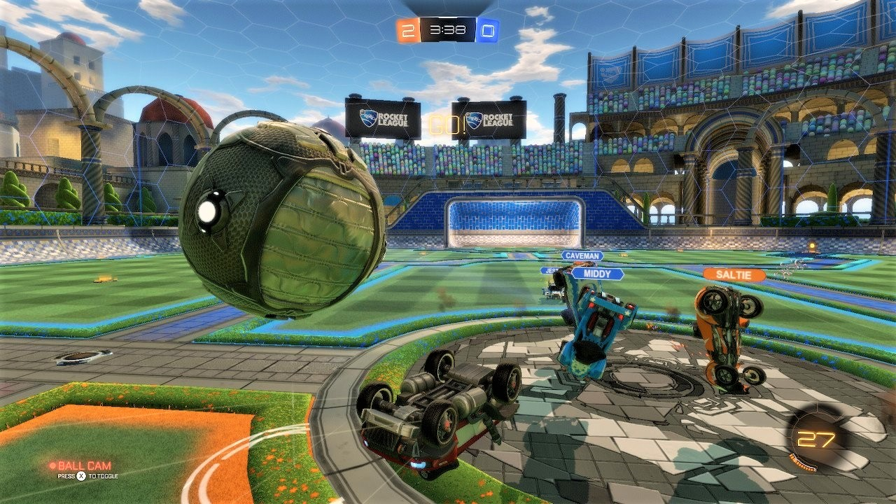 Rocket League Review | Gammicks