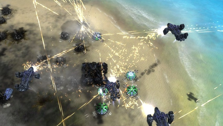 Supreme Commander Review | Gammicks
