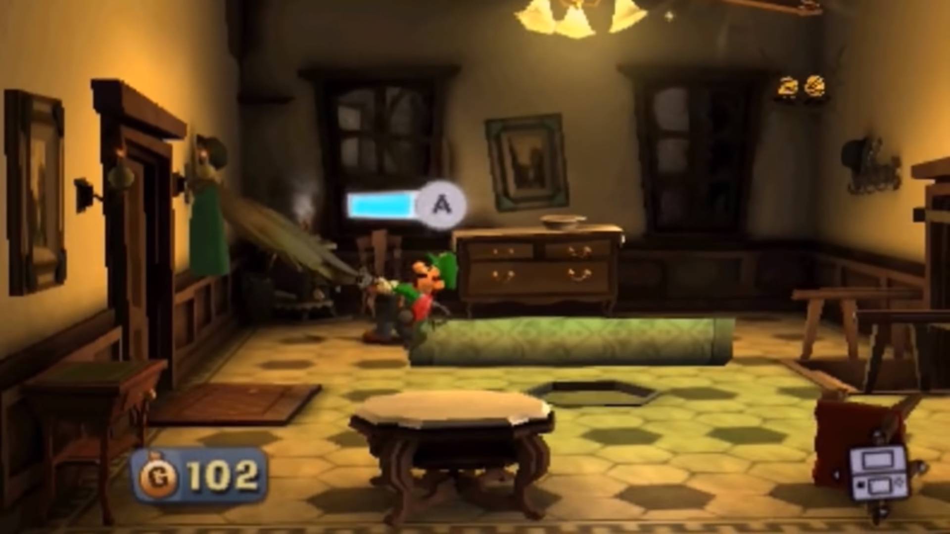 Luigi's Mansion: Dark Moon Review | Gammicks