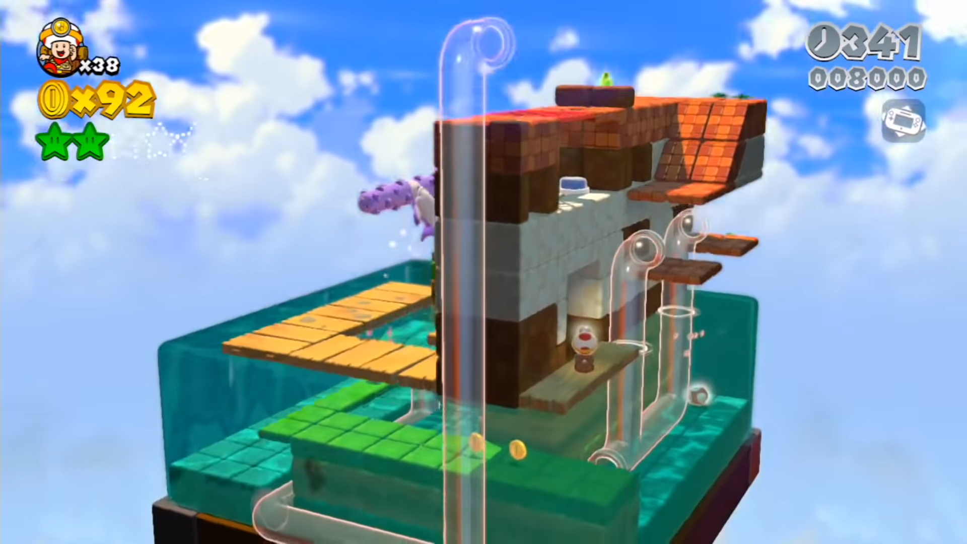 Super Mario 3D World Review | Gammicks
