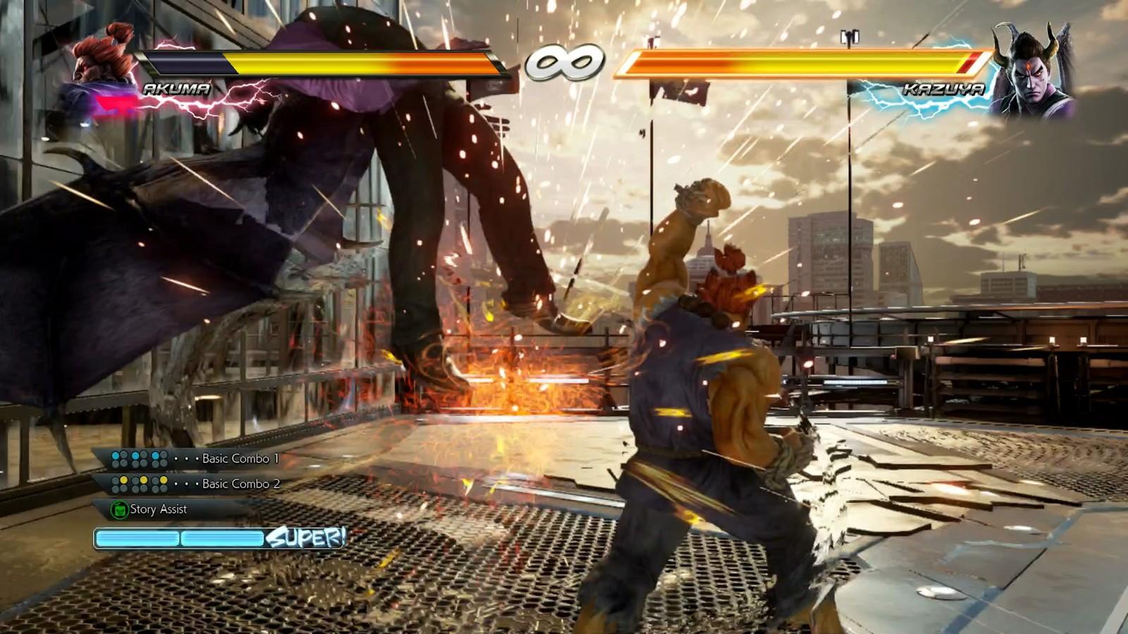 Tekken 7 Review | Gammicks