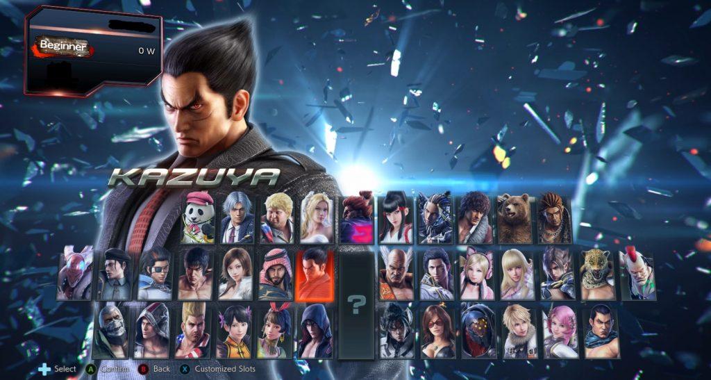 Tekken 7 Review   Gammicks