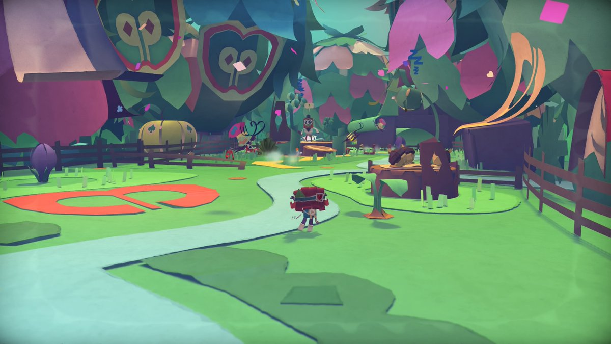 Tearaway Unfolded Review | Gammicks