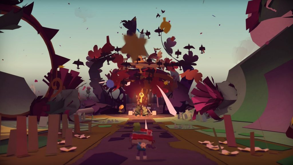 Tearaway Unfolded Review   Gammicks