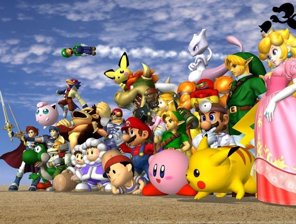 Super Smash Bros. | Gammicks