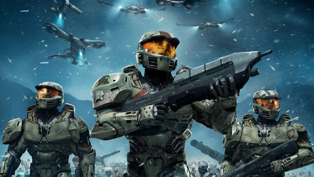 Halo Wars | Gammicks