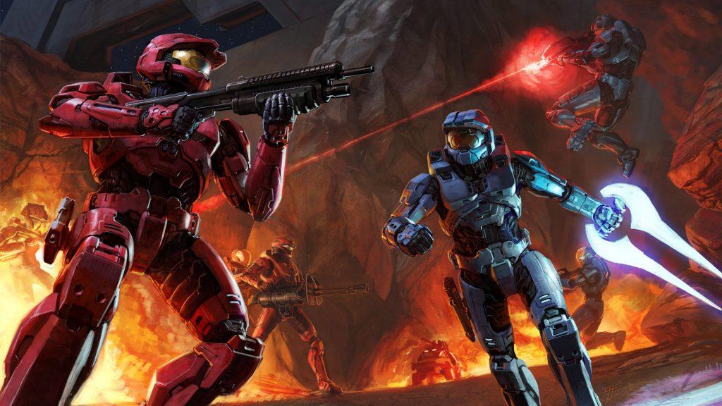 Halo 2 | Gammicks