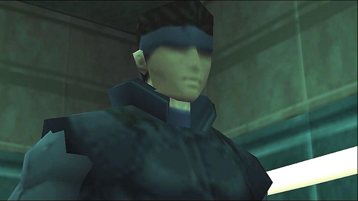 Metal Gear Solid | Gammicks