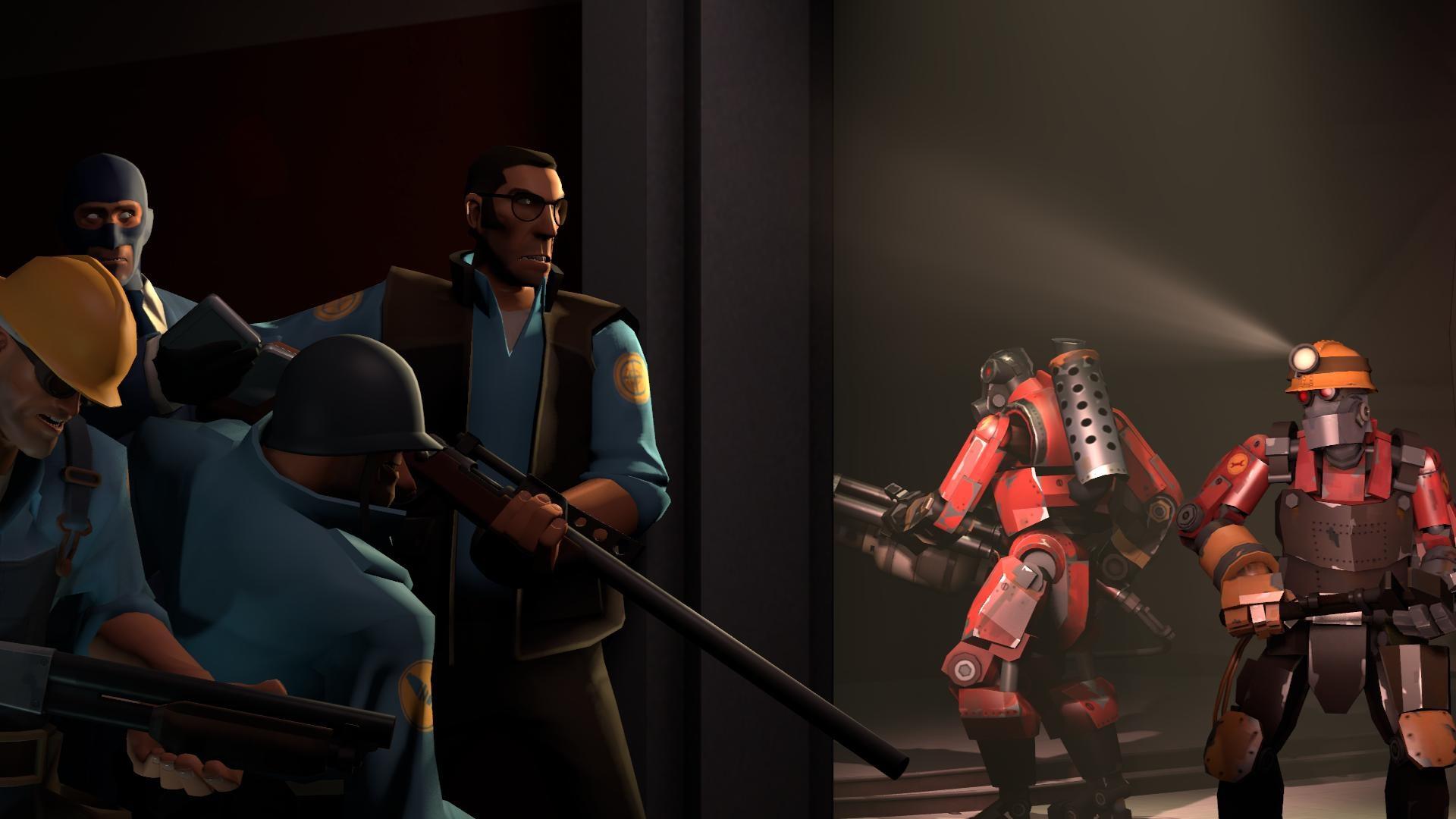 Team Fortress 2 | Gammicks