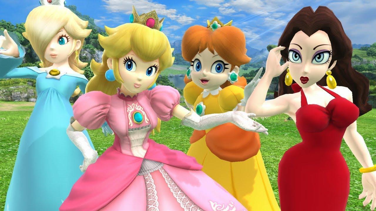Mario cheats on Princess Peach | Gammicks